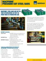 MACPRIME® Cut Blanks brochure